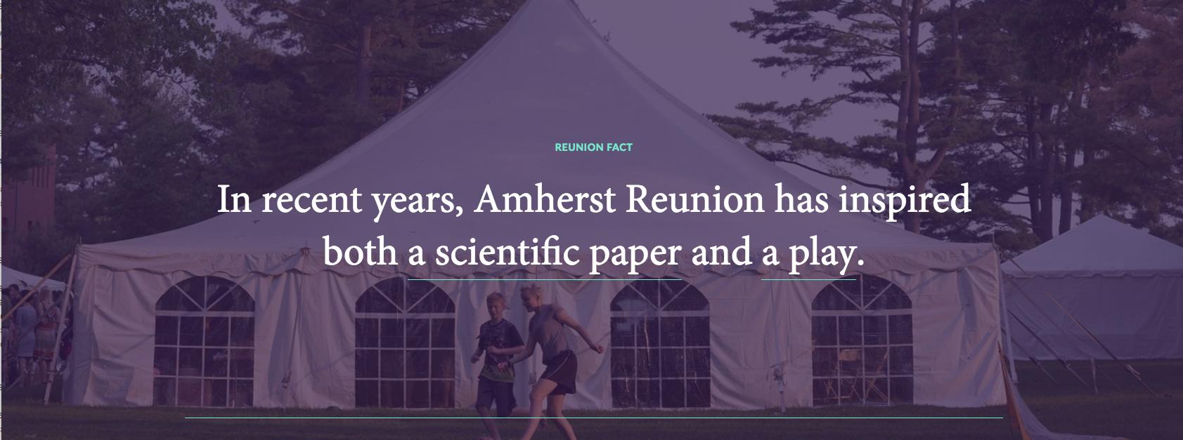 Reunion Fact