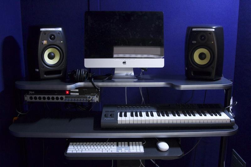 SMudd 116 Audio Studio