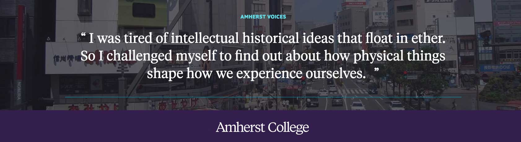 Quote by Trent Maxey, associate professor of Asian languages & civilizations and history