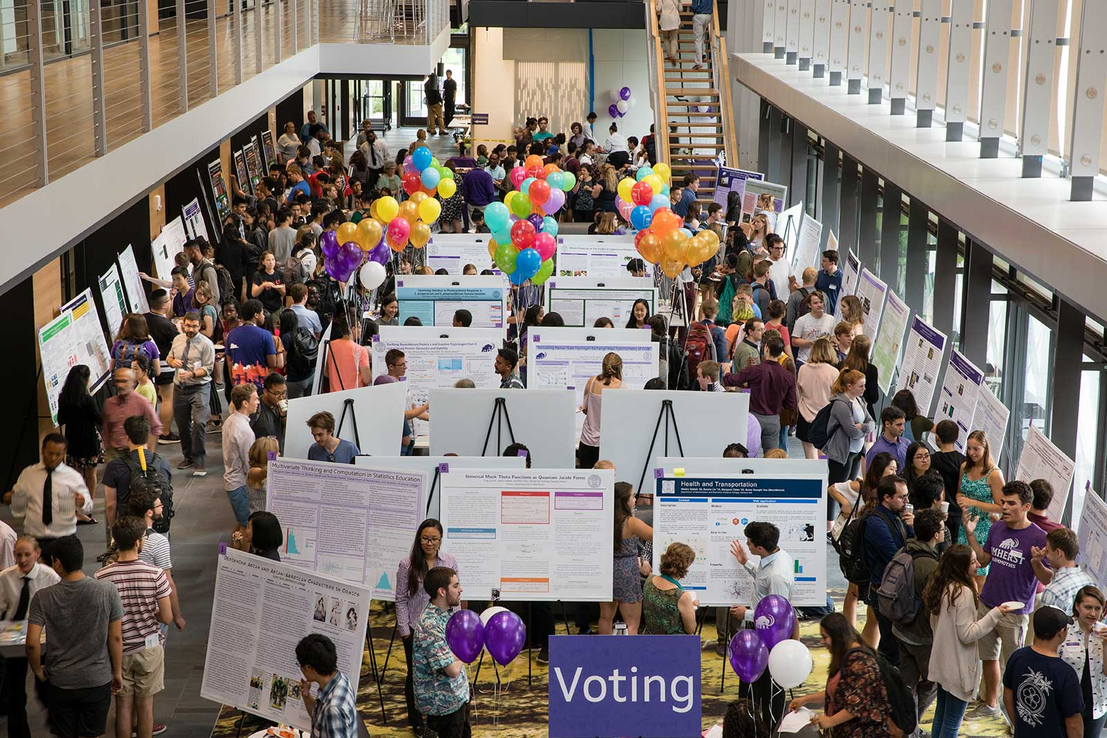 Summer Research Poster Session