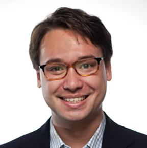 Portrait of Byron Tau