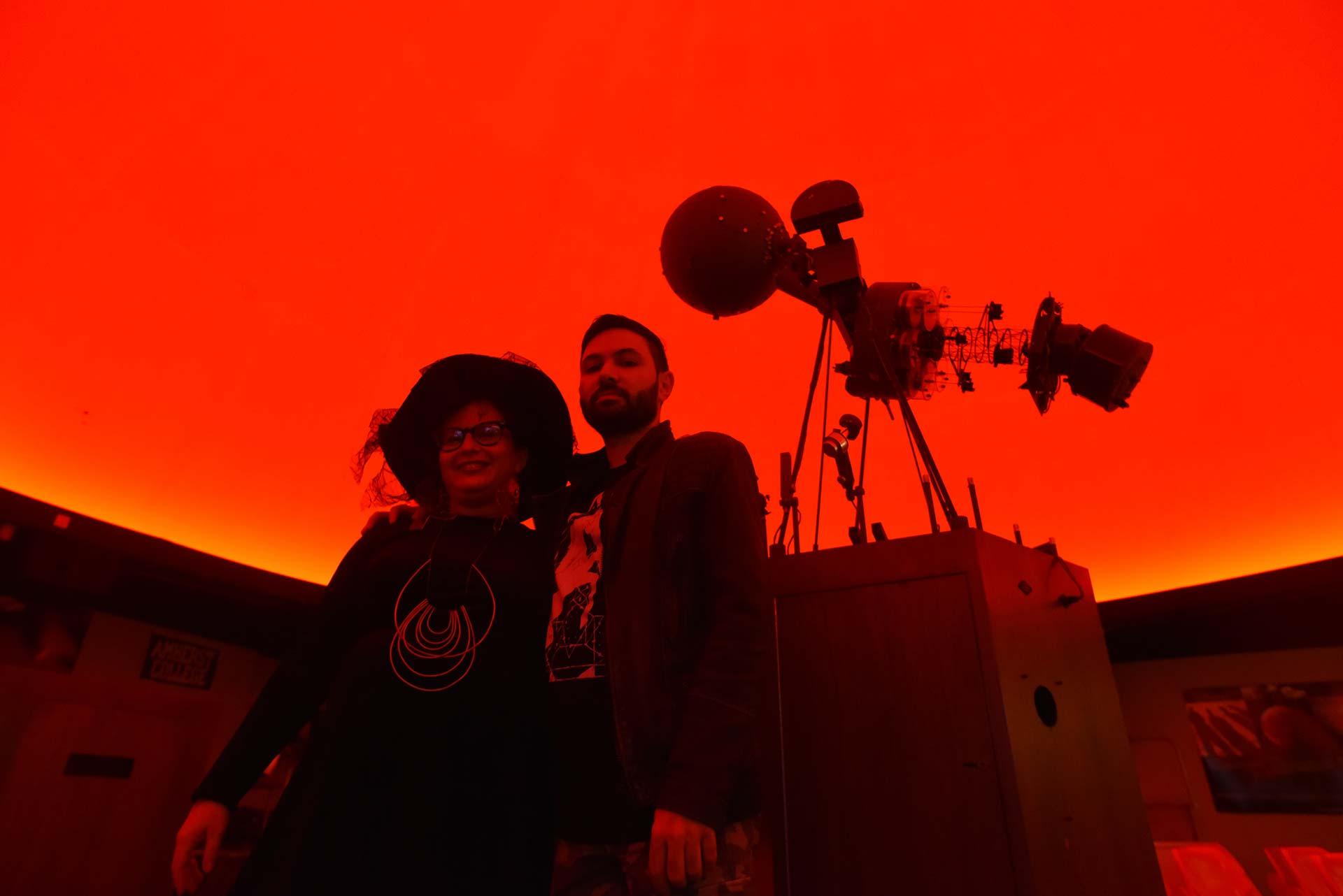 Astro Poets Dorothea Lasky and Alex Dimitrov