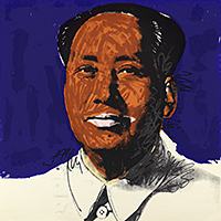 New Arrivals image - Mao by Warhol