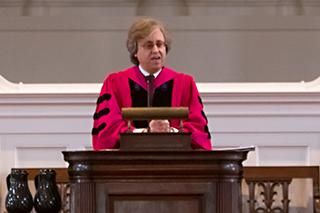 Gregory Call, Senior Assembly 2014