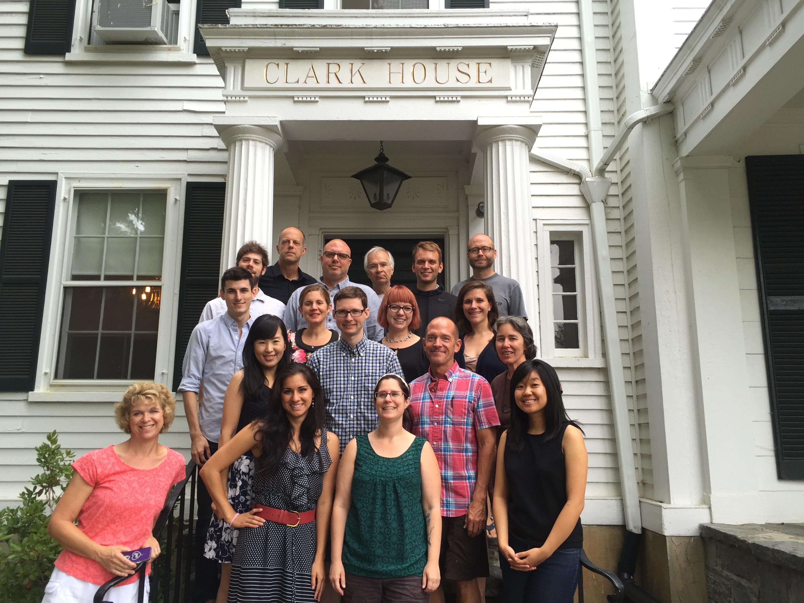 2016 NEH Scholars
