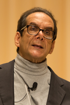 Charles Krauthammer on stage