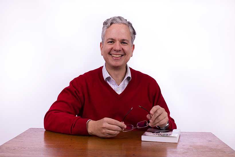 Professor Paul Schroeder-Rodriguez