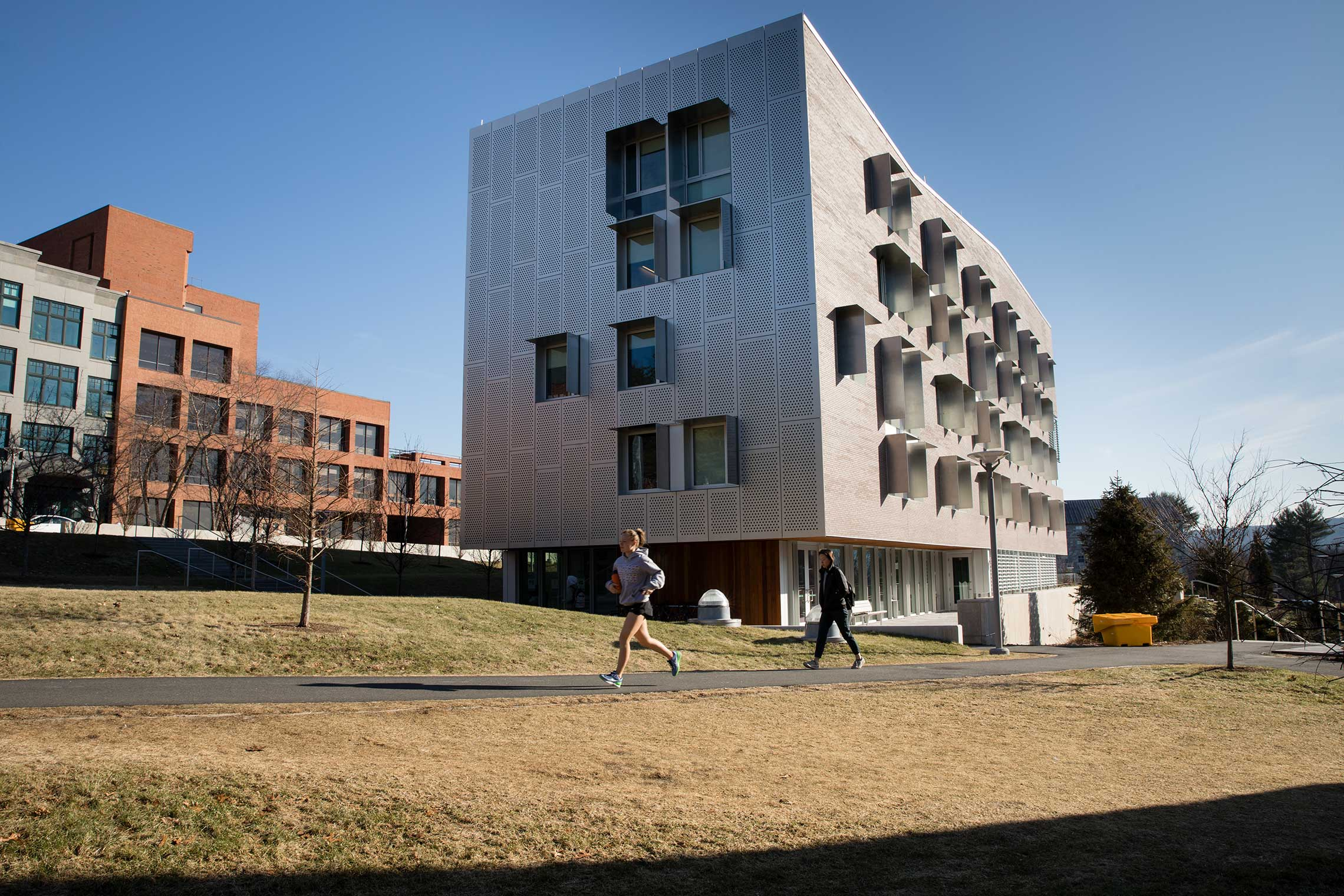 Greenway Dorm A being renamed as Ford Hall
