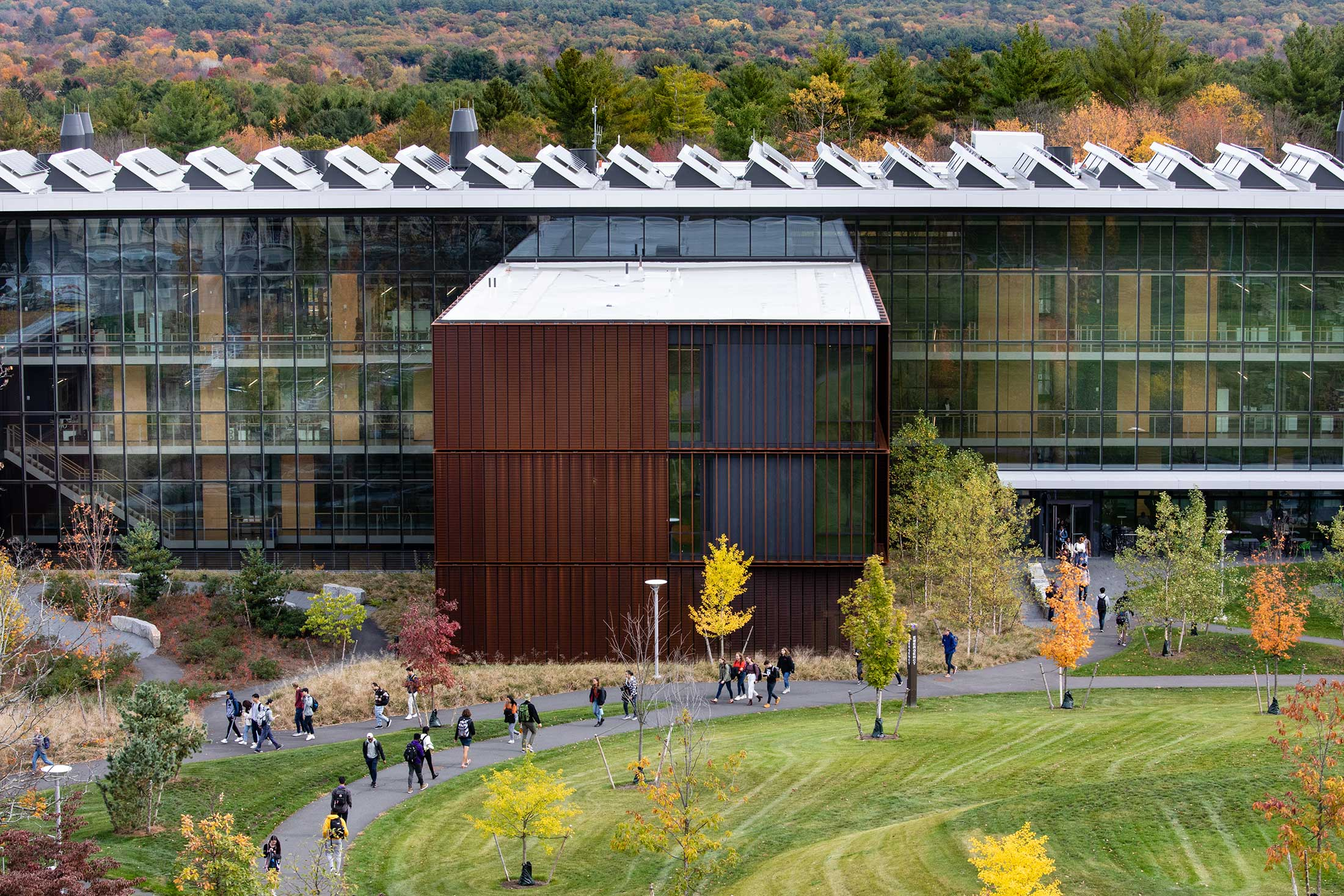 The Science Center at Amherst College