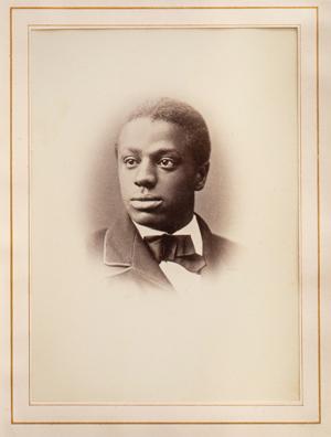 archival portrait photo of Charles Sumner Wilson