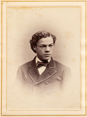 archival portrait photo of Charles Henry Moore