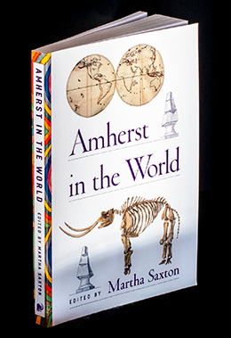 Amherst in the World book cover