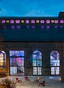 The Powerhouse at Amherst College