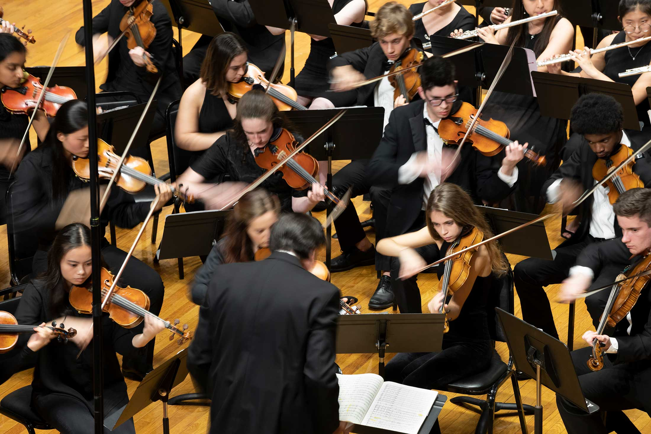 Amherst College symphony orchastra