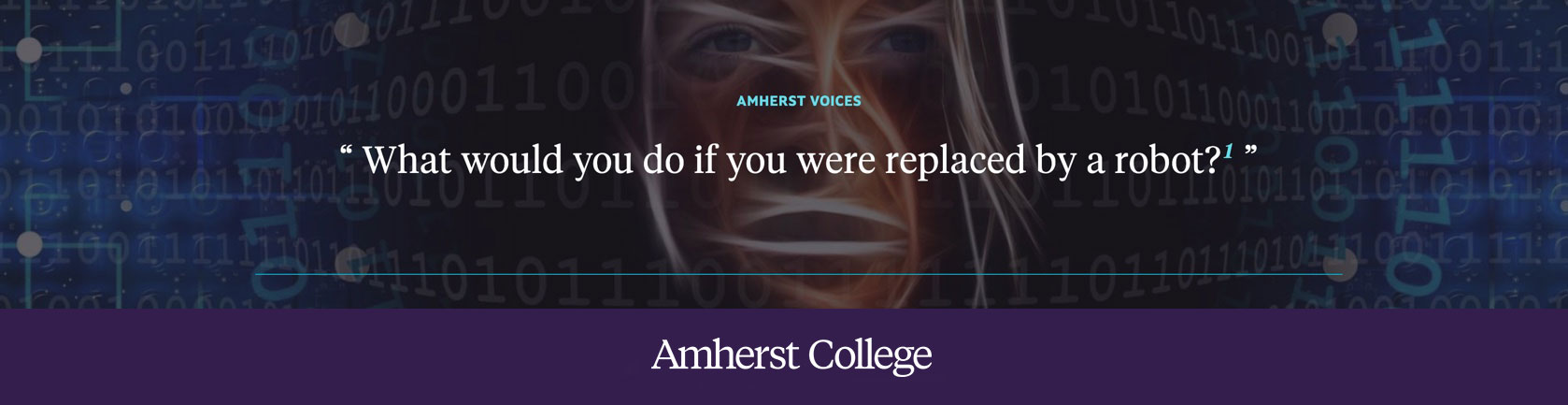 Quote by Patrick Frenett: Waht would you do if you were replaced by a robot?