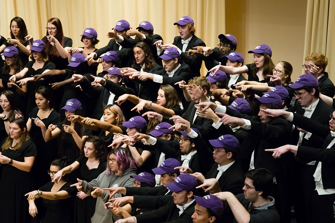 The Amherst College Choral Society