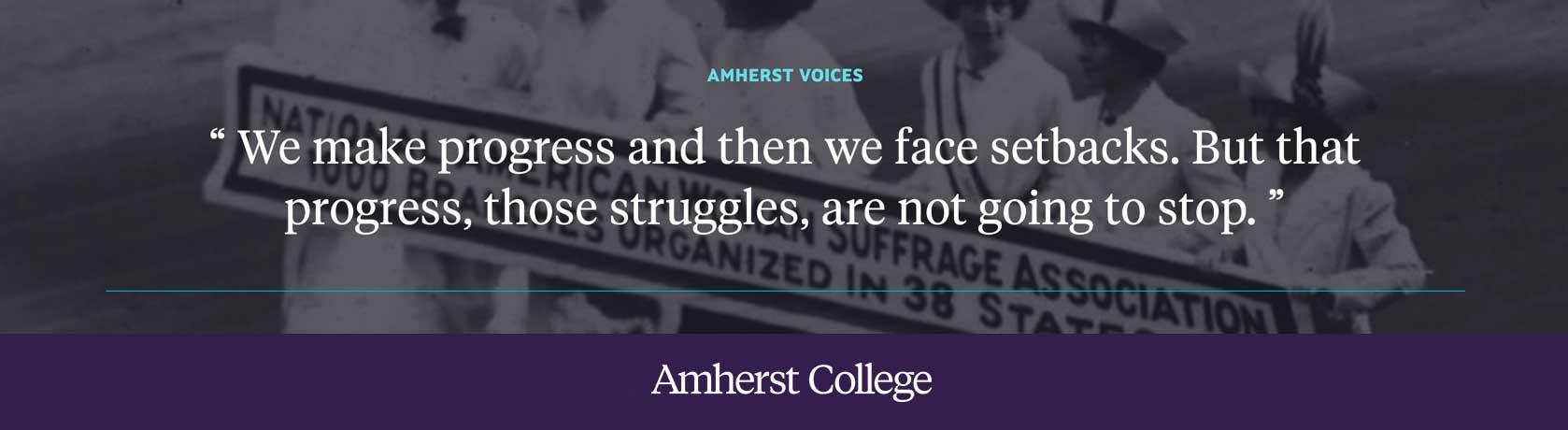 Quote by Professor Amrita Basu