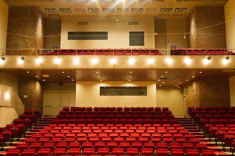 Buckley Recital Hall