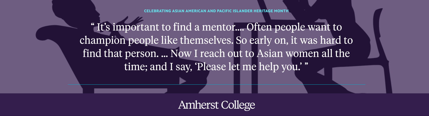 Quote by Janet Lin class of 1997