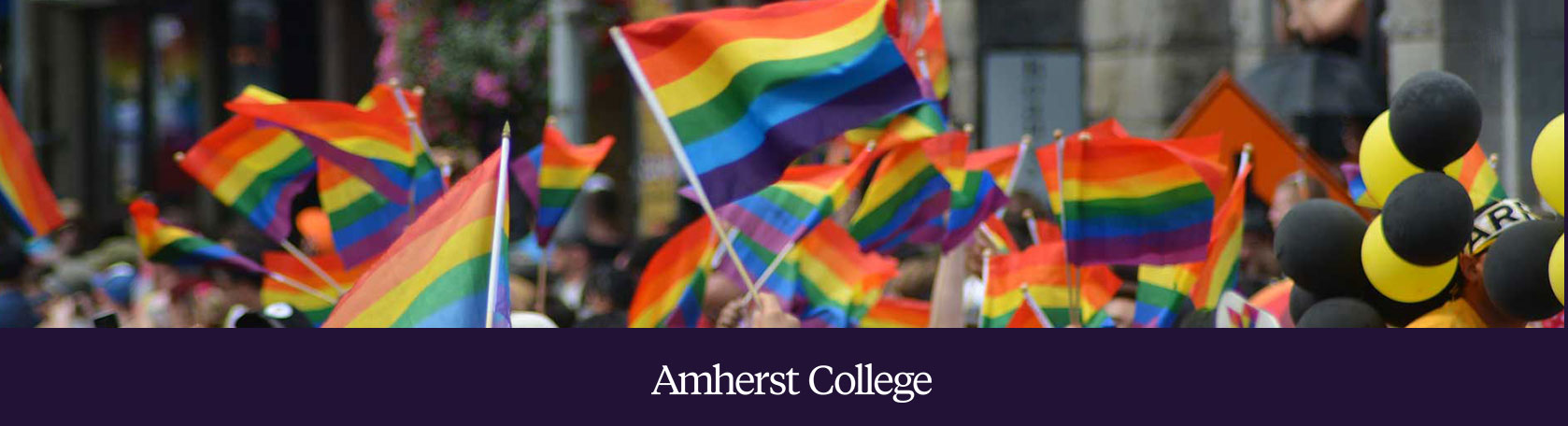 In 1982 a group of Amherst alumni formed the Amherst Gay and Lesbian Alumni Group known as GALA