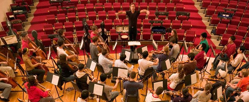 Classical music practice