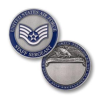 Air Force Staff Sergeant