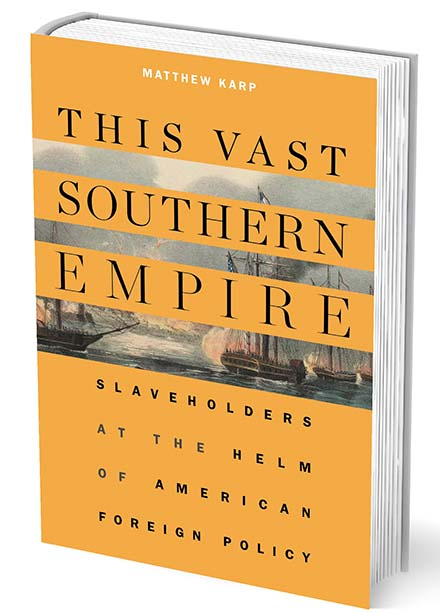 Souther Empire book cover