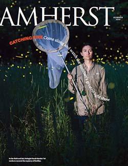 Amherst Magazine Summer 2016 Cover