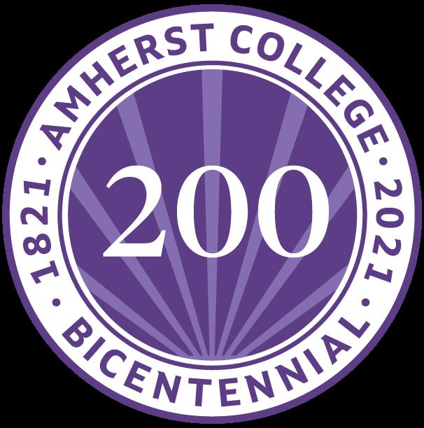 Amherst College Bicentennial 1821 2021