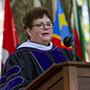 Biddy Martin, Commencement 2015
