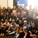 College Women's Soccer and Women's Lacrosse teams raise money for Birthday Wishes