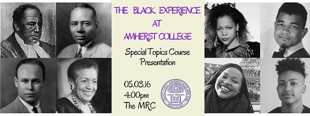 The Black Experience at Amherst College
