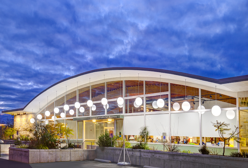 Puget Sound art museum