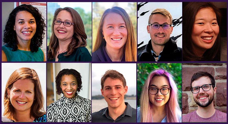 10 new faculty members at Amherst College 2020