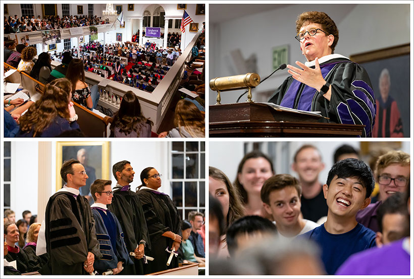 Images from convocation 2019