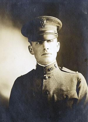 Portrait of Daniel Smart, Class of 1914