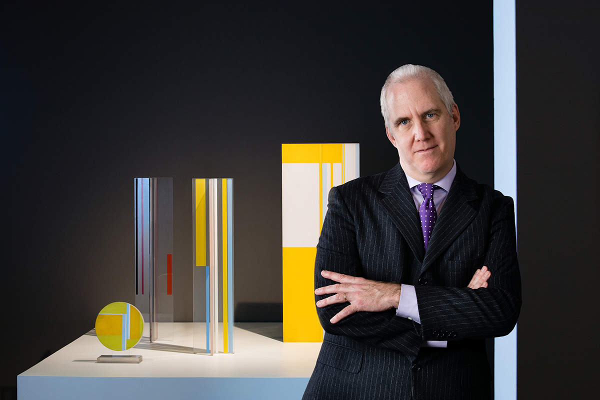 David Little at the Mead Art Museum