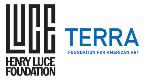 Logos for the Henry Luce and Terra Foundations