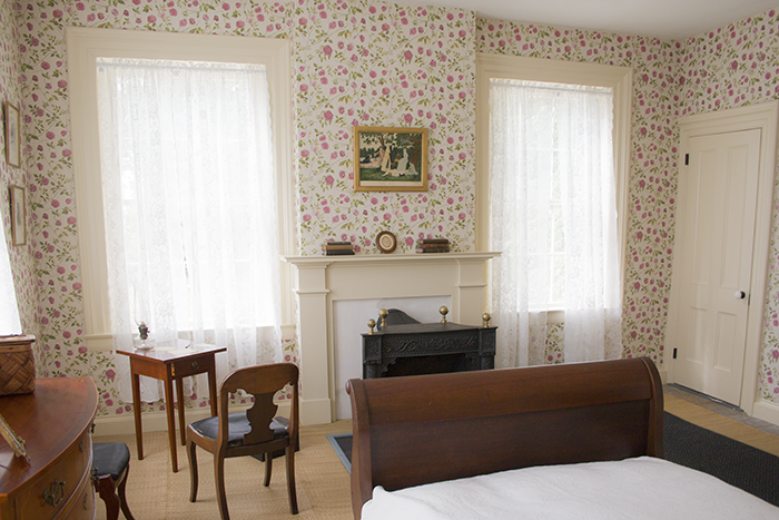 Emily Dickinson Bedroom