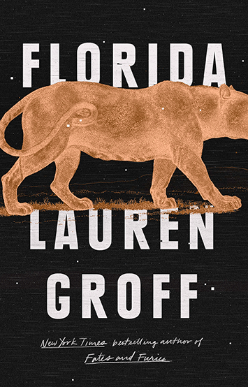 Book cover of Florida  by Lauren Groff