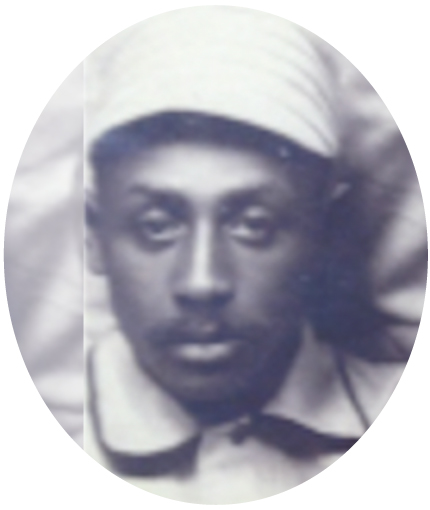 John H. Frye, 1864-1904, the fifth known African American to play in organized baseball in the United States