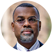 A photo of Eddie Glaude Jr.