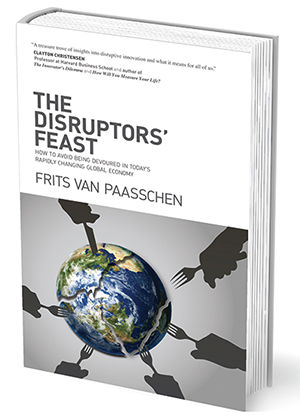 The Disruptors' Feast book cover