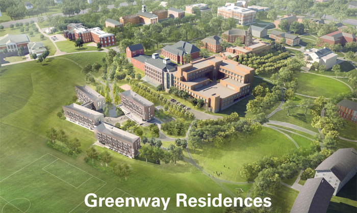Greenway residences overview