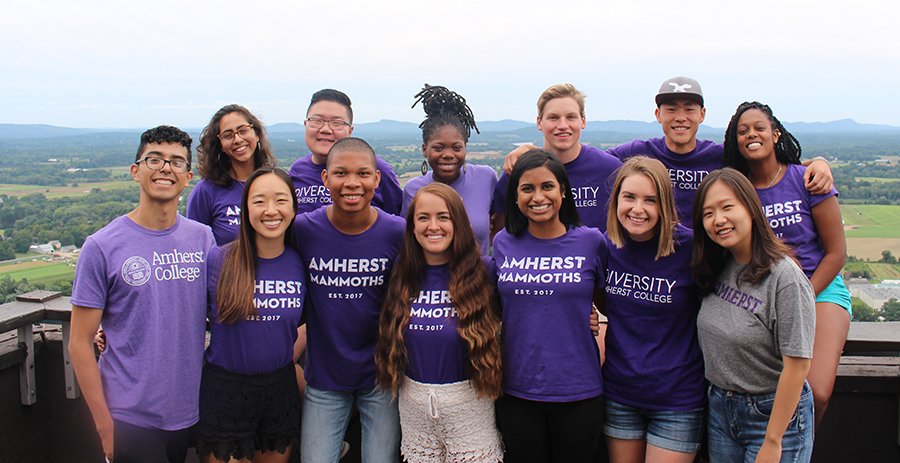 Group Picture of Diversity Interns