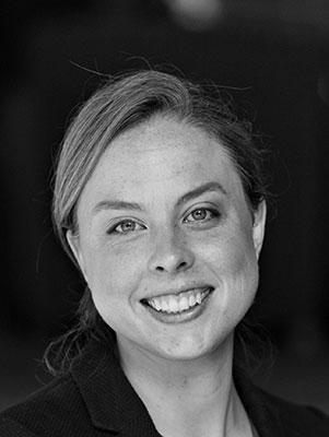 A portrait of Hannah Hunter-Parker