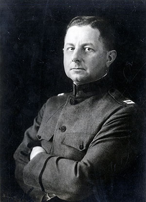 Portrait of Harry Bullock, Class of 1899