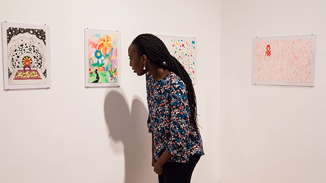 Eli Marsh exhibit