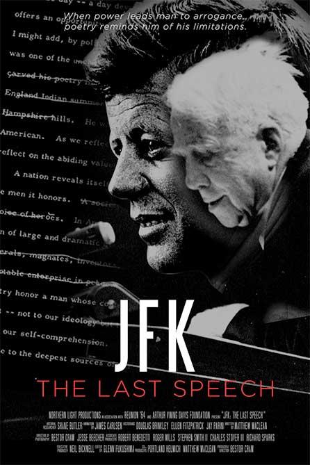 Video -- JFK: The Last Speech