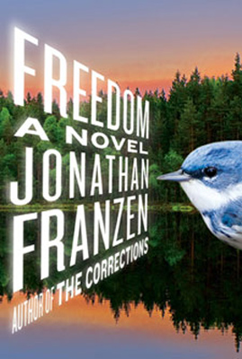 "Cover of ""Freedom,"" by Jonathan Franzen"